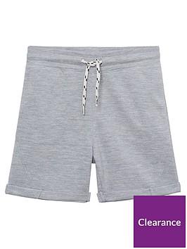 mango-boys-shorts-grey-marl