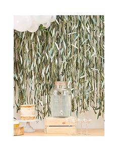 ginger-ray-botanical-leaf-ribbon-backdrop