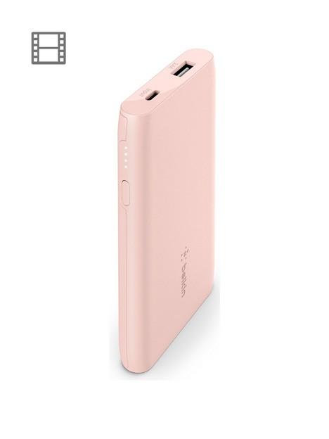 belkin-5000-mah-portable-power-bank-rose-gold