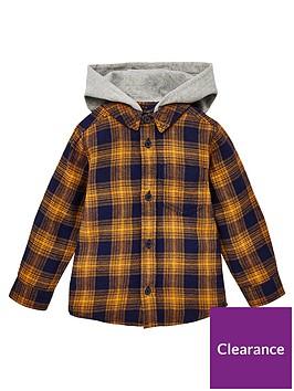 mini-v-by-very-boys-jersey-hooded-check-shirt-multi