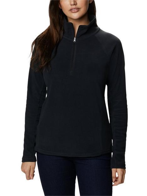 columbia-glacialtrade-ivnbsp12-zip-fleece-black