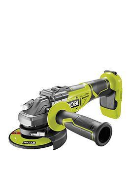 r18ag7-0-18v-one-cordless-brushless-angle-grinder-bare-tool