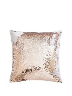 tess-daly-sequin-rose-gold-cushion