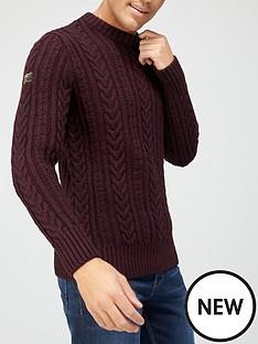 superdry-superdry-jacob-cable-crewneck-knit-jumper