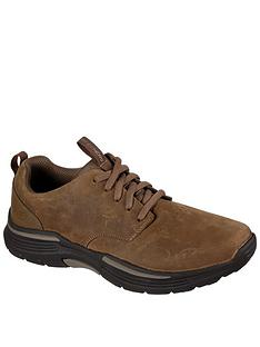 skechers-expended-leather-shoes-brown