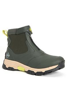 muck-boots-apex-short-boots-moss
