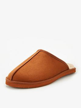 jack-jones-dudely-borg-lined-slippers-almond