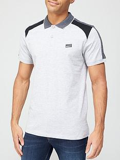 jack-jones-thomas-colour-block-polo-shirtnbsp--light-grey-marlnbsp