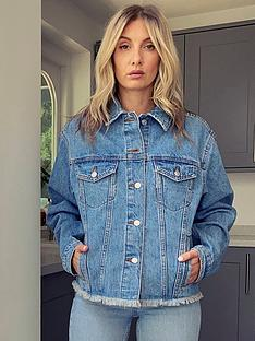topshop-raw-hem-oversized-denim-jacket-blue
