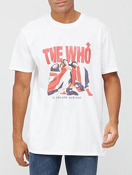 the-who-t-shirt-white