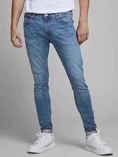 jack-jones-tom-organic-skinny-fit-jeans-blue-denim