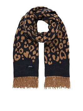 joules-elissa-scarf-navy