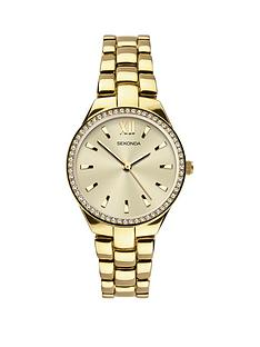 sekonda-sekonda-champagne-dial-gold-stainless-steel-bracelet-ladies-watch