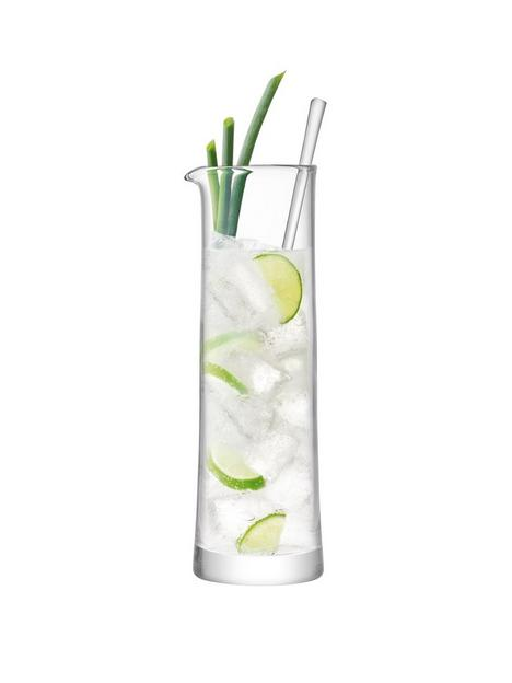lsa-international-gin-cocktail-jug-and-stirrer-ndash-11-litre
