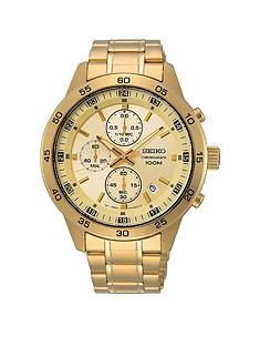 seiko-gold-chronograph-dial-gold-stainless-steel-bracelet-mens-watch