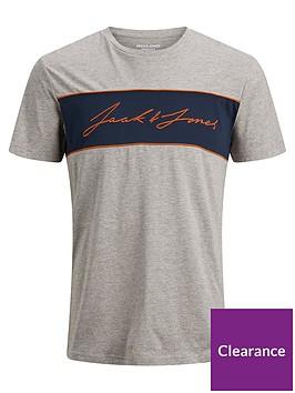 jack-jones-junior-boys-short-sleeve-logo-t-shirt-grey-marl