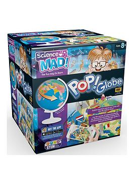 science-mad-pop-globe