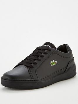 lacoste-challenge-leather-trainers-black