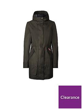 hunter-original-cotton-hunting-coat-dark-olive
