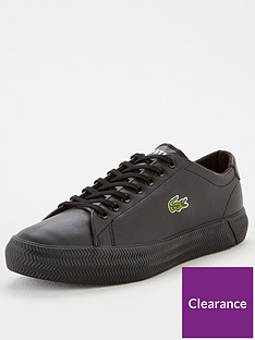lacoste-gripshot-leather-trainers-black