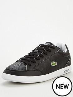 lacoste-graduatecap-leather-trainers-black