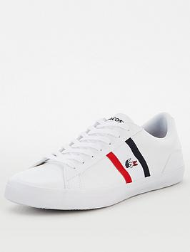 lacoste-lerond-leather-trainers-white