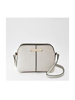 river-island-small-double-compartment-bag-grey