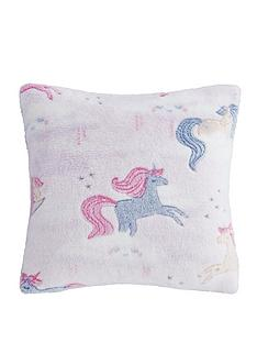 catherine-lansfield-unicornnbspcushion