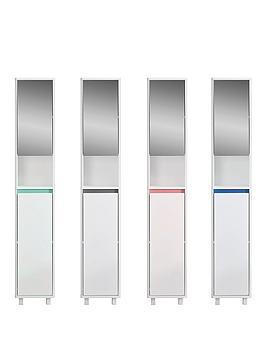 lloyd-pascal-olinda-tallboy-bathroomnbspcabinet-with-reversible-4-in-1-colour-bar