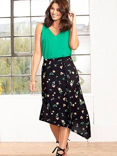 pour-moi-slinky-jersey-asymmetric-midi-skirt-black-floral