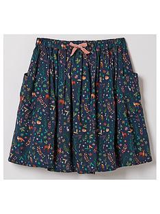 fatface-girls-woodland-floral-woven-skirt-navy