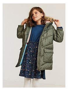 fatface-girls-lily-longline-printed-padded-coat-khaki