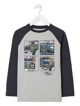 fatface-boys-long-sleeve-land-rover-t-shirt-grey-marl
