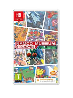 nintendo-switch-namco-museum-archives-volume-2-code-in-box