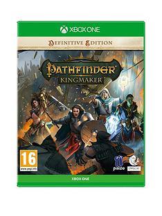 xbox-one-pathfinder-kingmaker-definitive-edition