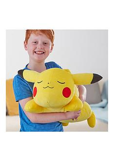 pokemon-pokmon-18-inch-pikachu-sleep-plush