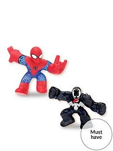 heroes-of-goo-jit-zu-heroes-of-goo-jit-zu-marvel-versus-pack-spiderman-vs-venom