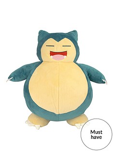 pokemon-snooze-action-snorlax