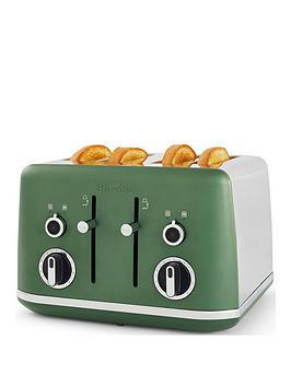 breville-lustra-matt-forest-green-4-slice-toaster