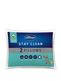 silentnight-stay-clean-pillow