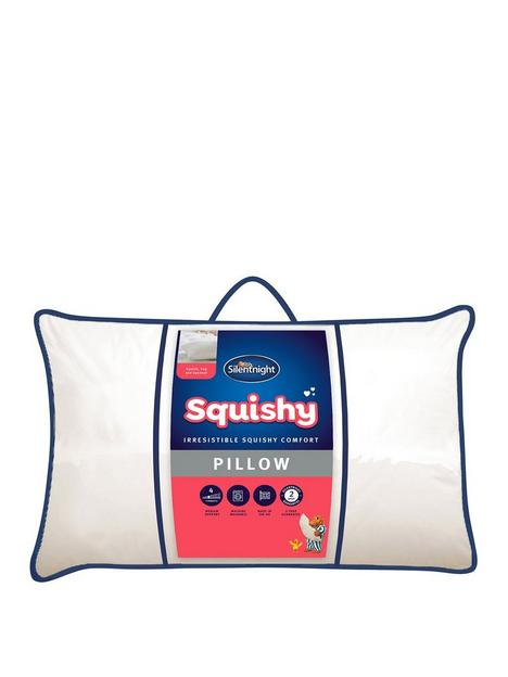 silentnight-squishy-pillow