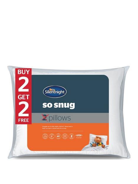 silentnight-so-snuggly-pillows-ndash-buy-2-get-2-free