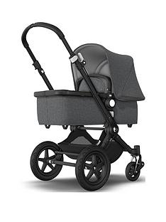 bugaboo-cameleon3plus-complete-blackgrey-melange-grey-melan