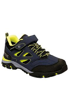 regatta-holcombe-iep-low-v-junior-waking-shoe-navy-lime