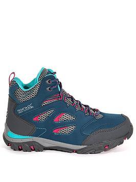 regatta-holcombe-iepnbspmid-junior-walking-boot-blue-pink