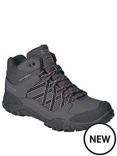 regatta-edgepoint-mid-junior-walking-boot-grey-coral