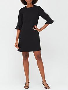 v-by-very-lana-tunic-dress-black