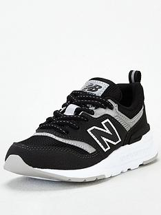 new-balance-997h-childrens-trainers-blackwhite