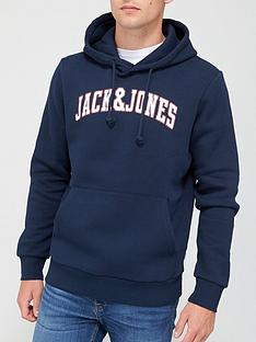 jack-jones-large-logo-hoodie-navy