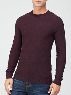jack-jones-textured-knit-crew-neck-jumper-blacknbsp